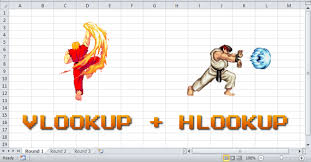 tutorial para usar vlookup how to use the vlookup hlookup combination formula