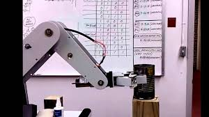 program robot 6 axis youtube