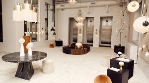Studio Interior by A Look Inside Apparatus Design Studio Coveteur