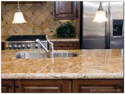 granite countertop how paint kitchen cabinets white backsplash