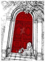 Red Door The House With The Red Door By Watersorcerer On Deviantart