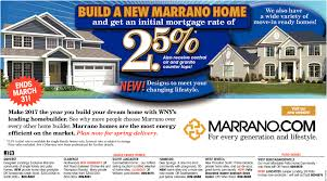 a new marrano home marrano marc equity corp buffalo ny