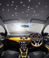 opel cars interior vauxhall adam led interior roof lights vauxhall adam