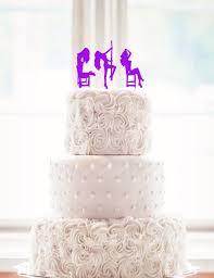 exotic dancer cake topper stripper cake topper groom cake
