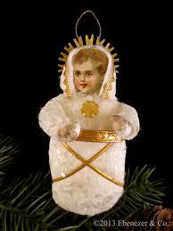 129 best spun cotton doll ornaments images on spun