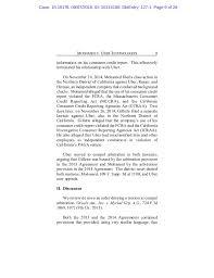 opening statement resume uber case