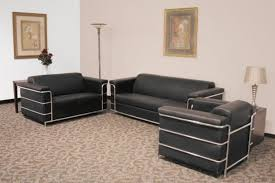 leather sofa and chair sets u2013 black leather sofa and chair set