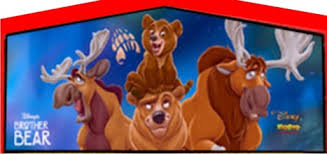disney licensed brother bear inflatables girls u0027 party theme