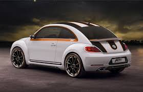 volkswagen beetle classic modified abt kicks off 2012 vw beetle tuning party with the speedle
