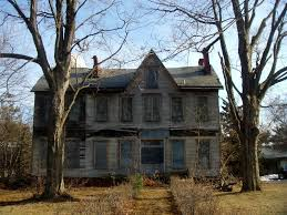 abandoned house in aberdeen nj looks like it may have had a