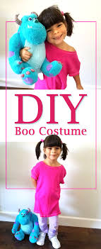 monsters inc costumes boo costume easy diy no sew boo costume for this