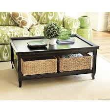 coffee table with baskets under decorating with baskets decorating bathroom kids and room closet
