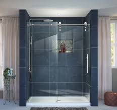 34 Shower Door Dreamline Enigma Z Fully Frameless Sliding Shower Door And