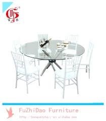 folding round glass dining table folding wooden dining table