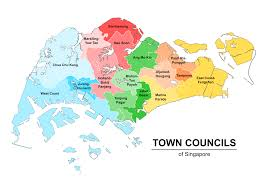 Singapore Map World by File Town Councils Map Of Singapore 2015 Svg Wikimedia Commons