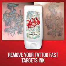 amazon com inked up tattoo removal cream u2013 fast working tattoo