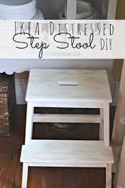 ikea step stool rroom me diy painted step stool ikea hack cottage in the oaks