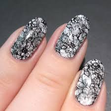 love varnish black u0026 white nail art inspired by nails by cassis