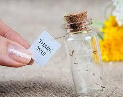 wedding guest favors wedding favor bottle etsy