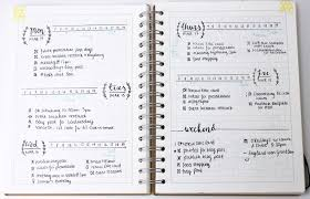 Daily Layout Bullet Journal | 5 daily log layouts for bullet journals www hannahemilylane com