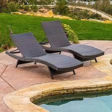Patio Chaise Lounge Amazon Com Chaise Lounges Patio Lawn U0026 Garden