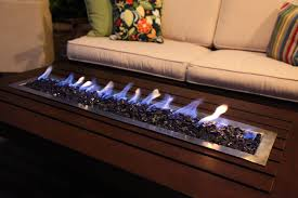 Pallet Fire Pit by Coffee Table Fire Pit Coffee Tables Thippo