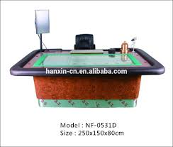 Mahjong Table Automatic by Automatic Craps Table Sicbo Table With Lcd Table Buy Craps