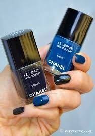 28 best nailed it images 28 best and beautiful nail veryverve chanel cosmic nail