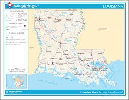 Map Of Baton Rouge Map Of Louisiana Na 1 U2022 Mapsof Net