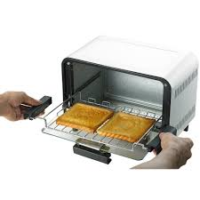 Oven Grill Toaster Spt Easy Grasp 2 Slice White Countertop Toaster Oven So 0972w