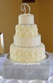 wedding cake roses 24 best wedding cakes with rosettes images on