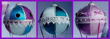 tinsel tuesdays how to make air balloon ornaments crafts n