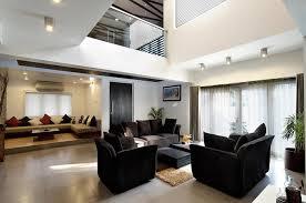 Swarajya Bungalow Living Room Designs By Architect Sunil Patil - Bungalow living room design