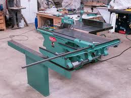 Wood Saw Table Wadkin Pp 450 18