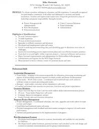 Mba Application Resume Examples by 5 Great Business Resume39 Examples Apply Me For 15