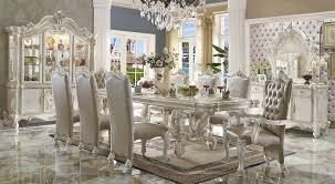 formal dining table set marlyn victorian dining room table set