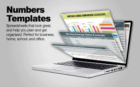 Numbers Spreadsheets App Shopper Templates Center For Iwork Pages Numbers Keynote