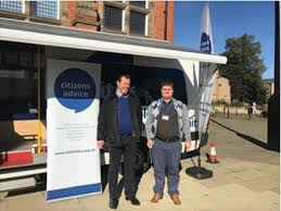 bureau mobile citizens advice bureau mobile unit in hucknall sherwood