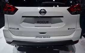2017 nissan rogue star wars 2017 nissan rogue one star wars limited edition with bonus death