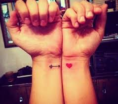 25 beautiful small couples tattoos ideas on pinterest married