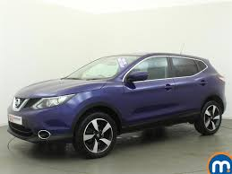 used nissan qashqai n tec manual cars for sale motors co uk