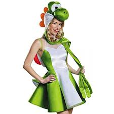 Xl Womens Halloween Costumes Super Mario Bros Halloween Costumes