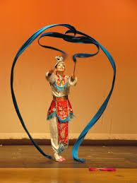 ribbon dancer 黃照斌 cultural enrichment boston area