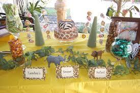 a flawless blog a sweet safari baby shower