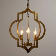 dining room pendants gold quatrefoil 3 light pendant lamp kitchen chandelierdining room