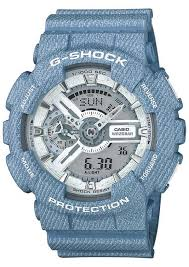 light blue g shock watch men s watch casio g shock light blue rubber strap ga 110dc 2a7er e