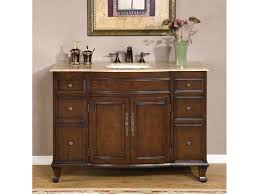 Zola Bathroom Furniture 48 Single Sink Bathroom Vanity Exclusive Single Sink Antique
