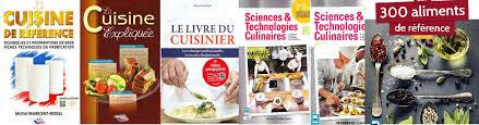 cuisine de reference livre les livres de cuisine