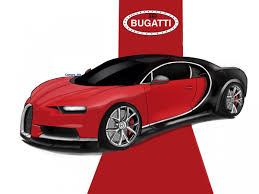 bugatti drawing bugatti chiron digital coloring camaro me draw to drive