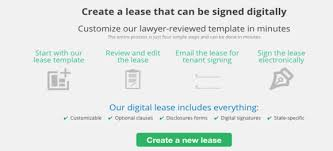 make leases easy with rentalutions u0027 online lease agreement